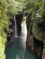 高千穂峡(五ヶ瀬渓谷)