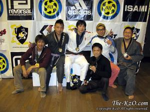 アジア選手権2008 パラ池